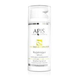 APIS Discolouration-Stop Rozjaśniające serum redukujące przebarwienia 100 ml