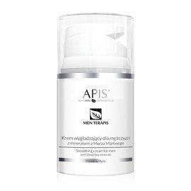 APIS Home terApis Krem wygładzający dla mężczyzn z minerałami z Morza Martwego 50 ml