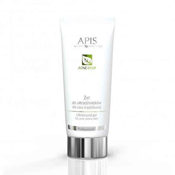 Apis Professional Acne-Stop  Żel do ultradźwięków dla cery trądzikowej 200 ml