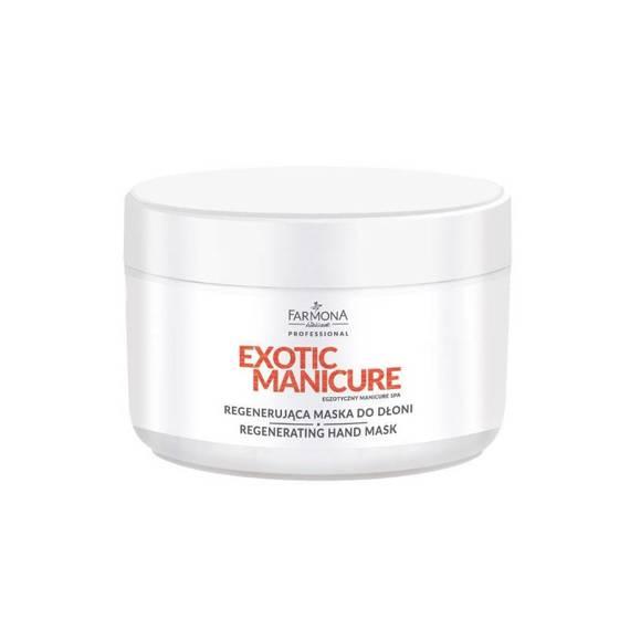 Farmona Exotic Manicure Regenerująca maska do dłoni 300 ml