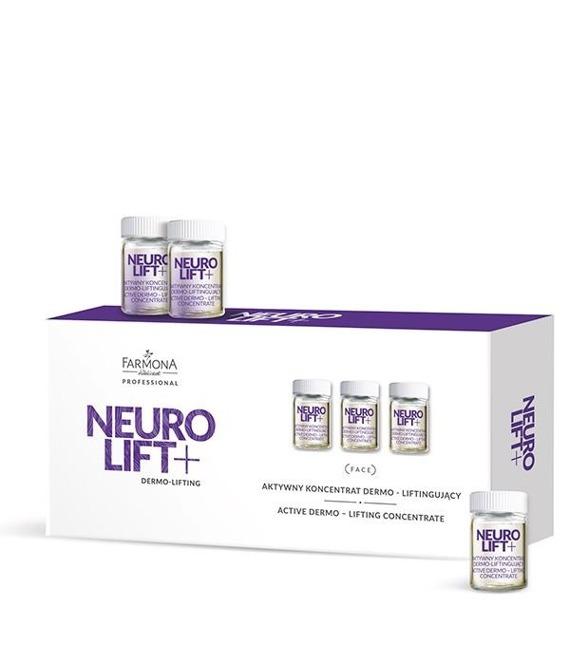 Farmona Neurolift+ Aktywny Koncentrat Dermo-Liftingujący 10x5ml