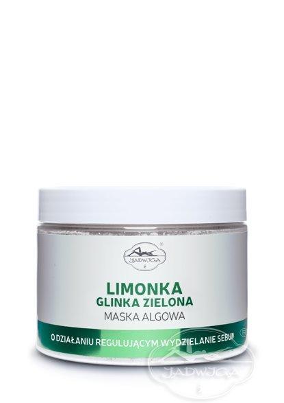 Jadwiga  Saipan Maska z Glinki Zielonej 500 ml