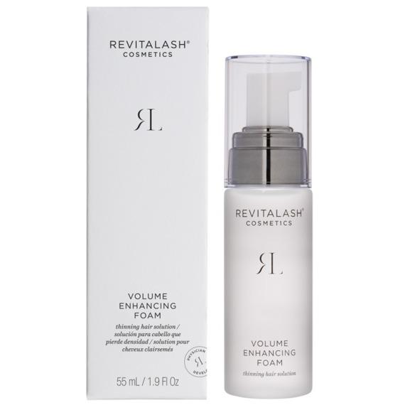 RevitaLash® Volume Enhancing Foam Pianka stymulująca wzrost włosów 55 ml